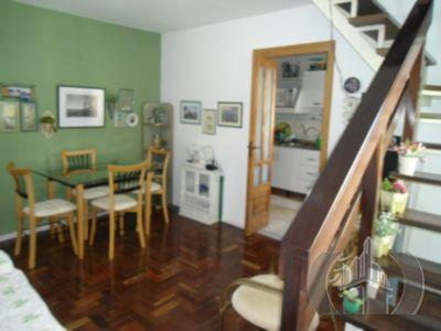 Cobertura de 1 dormitório em Bom Jesus, Porto Alegre - RS