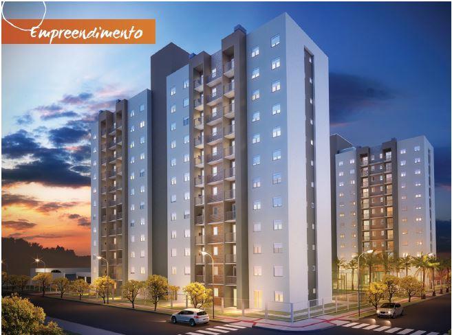 Apartamento de 2 dormitórios em Igara, Canoas - RS