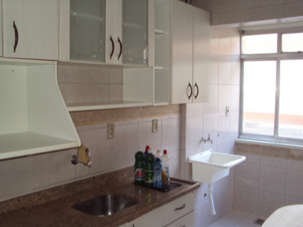 Cobertura de 1 dormitório em Azenha, Porto Alegre - RS