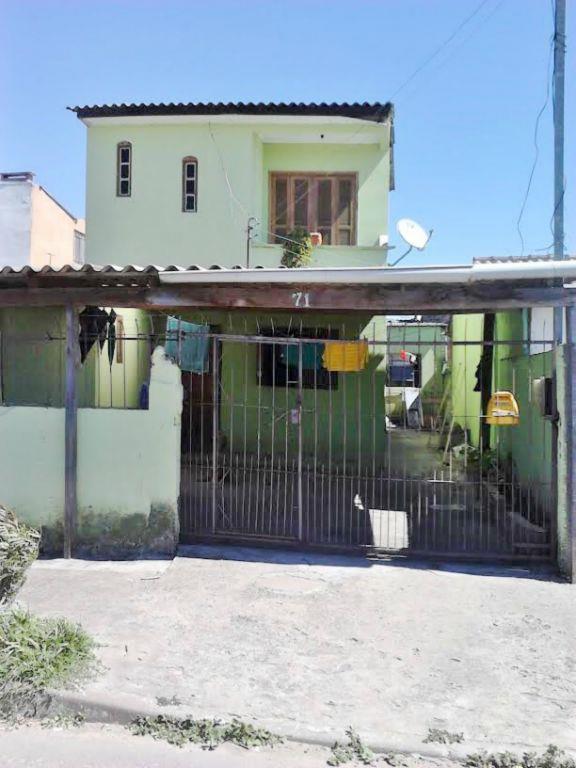 Casa de 2 dormitórios à venda em Mário Quintana, Porto Alegre - RS