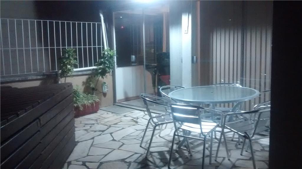 Cobertura de 2 dormitórios em Boa Vista, Porto Alegre - RS