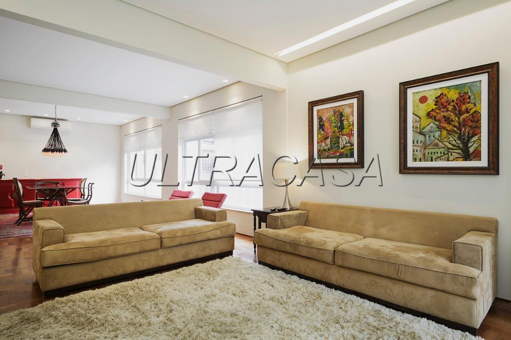 Apartamento Padrão à venda/aluguel, Higienópolis, São Paulo