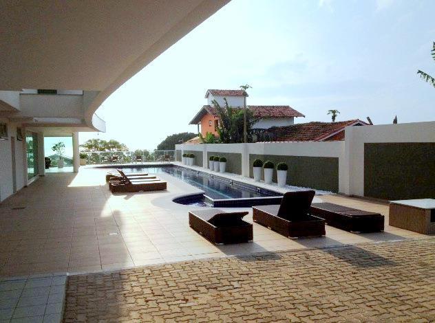 Apartamento  residencial à venda, Cacupé, Florianópolis.
