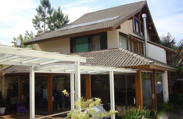 Casa residencial à venda, Parque São Jorge, Florianópolis - CA0012.
