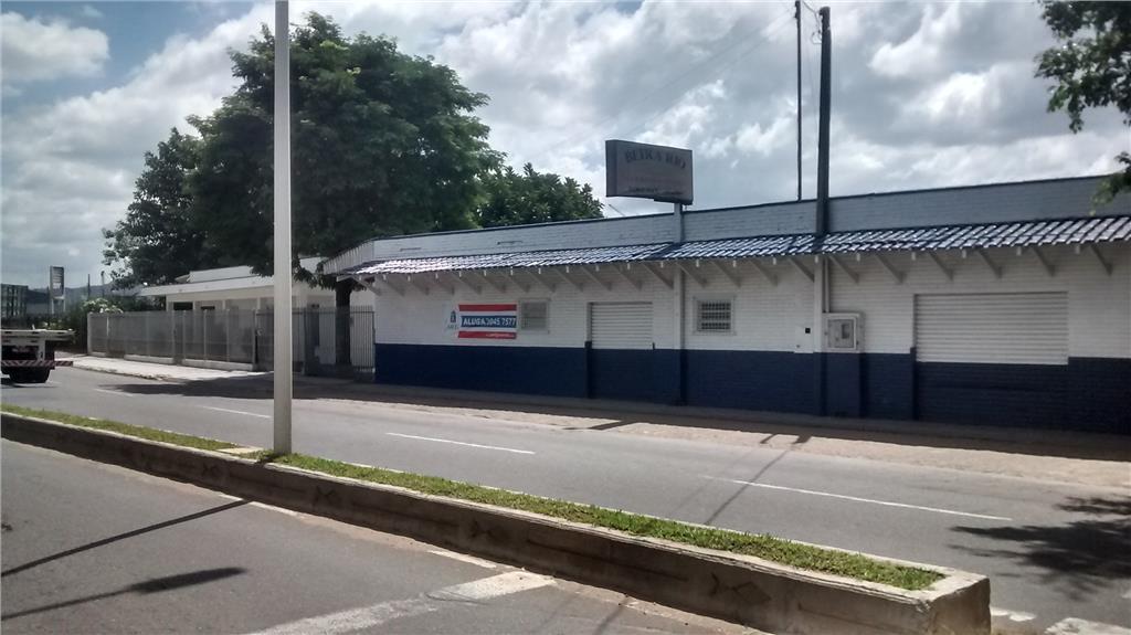Barracão comercial para locação, Cordeiros, Itajaí - BA0002. de AMDG Imóveis.'