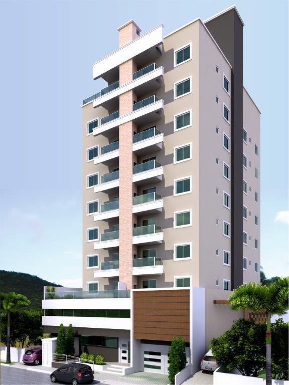 Apartamento residencial à venda, São João, Itajaí - AP0570.