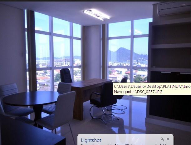 Sala comercial à venda, Centro, Navegantes - SA0012.