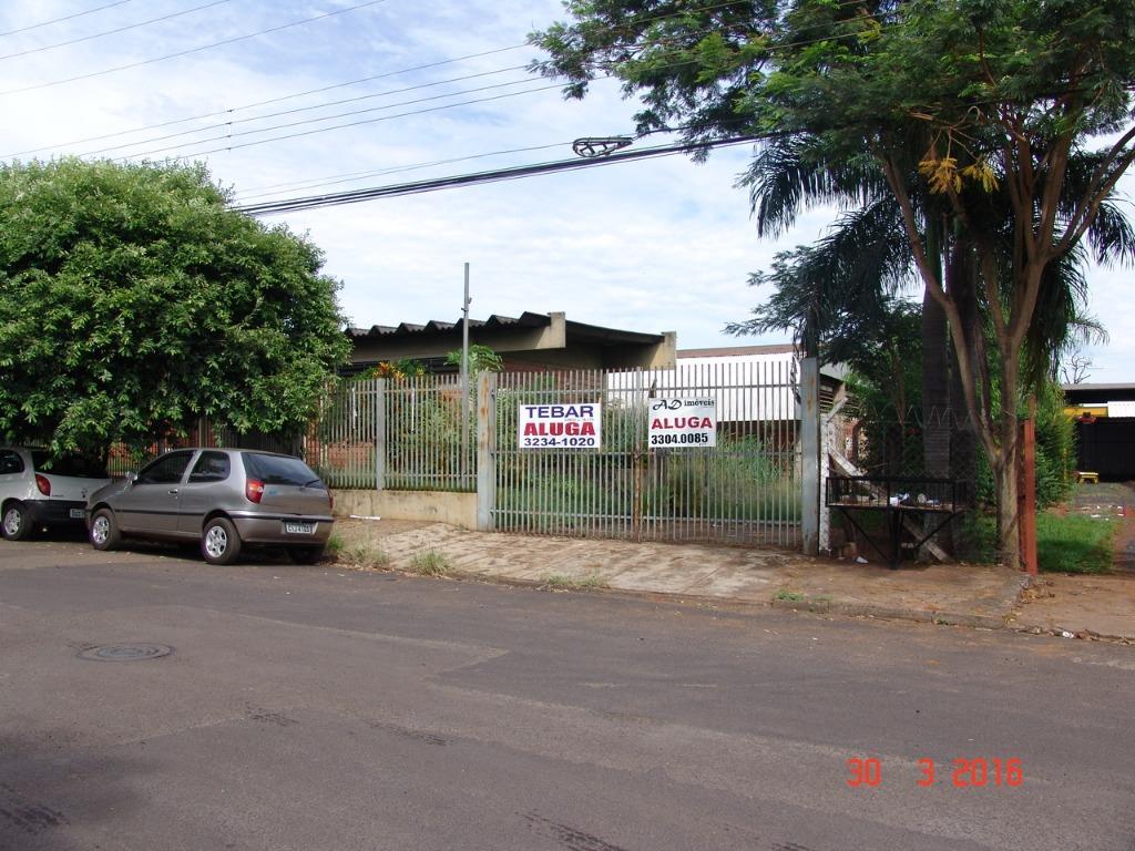 Barracão para Locação - São José do Rio Preto
