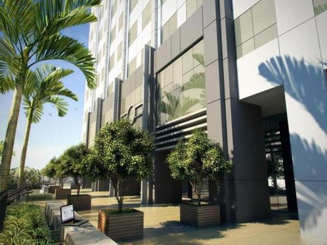 Conjunto Comercial à Venda - Parque Residencial Aquarius