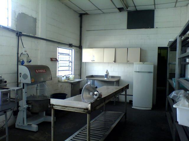 Barracão à Venda - Parque Industrial