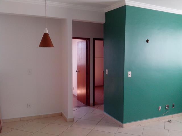 Apartamento para Locação - Parque Residencial Aquarius