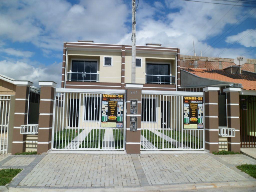 Sobrado residencial à venda, Campo de Santana, Curitiba - SO