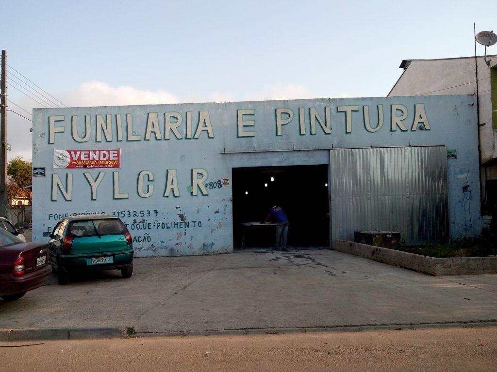 Terreno  comercial à venda, Tatuquara, Curitiba.