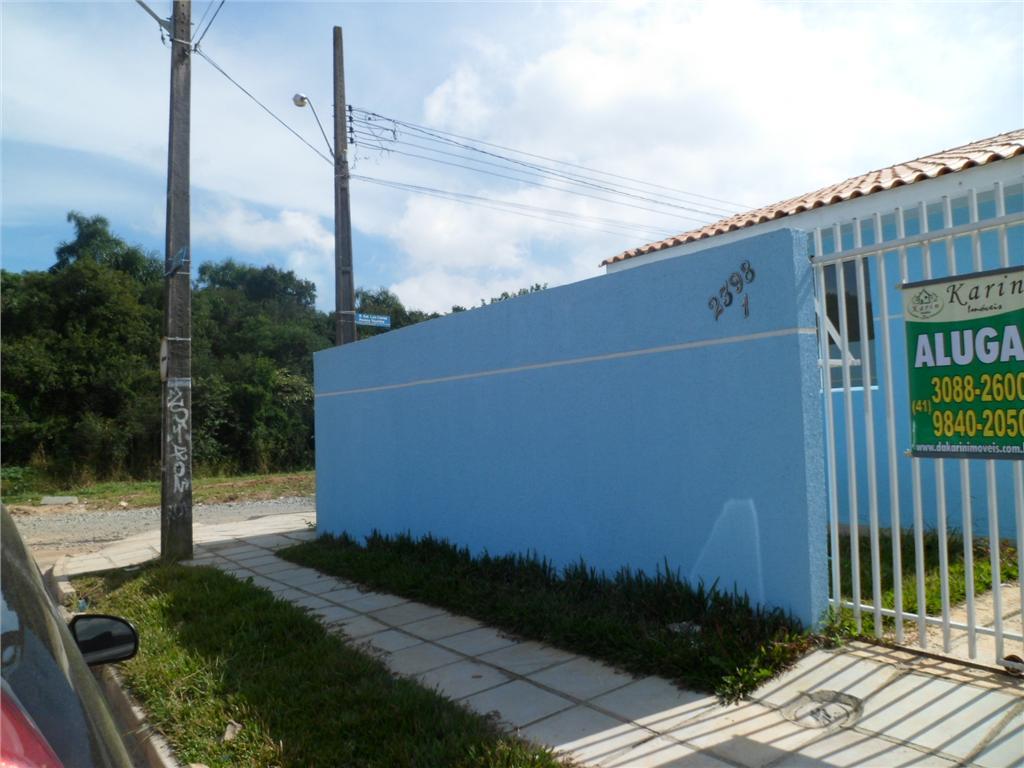 Casa para alugar - Campo de Santana - Curitiba