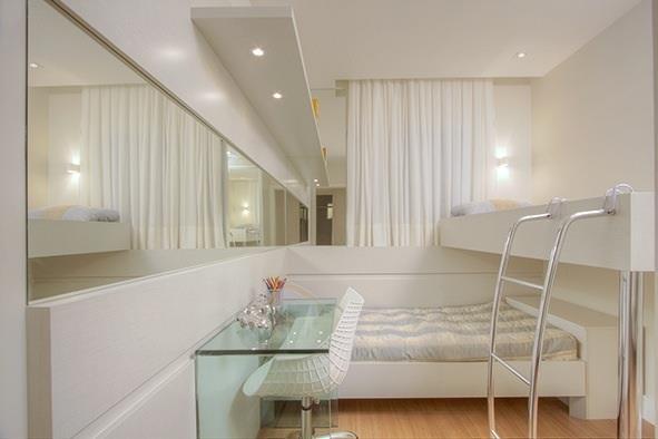 Apartamento de 3 dormitórios em Santa Felicidade, Curitiba - PR