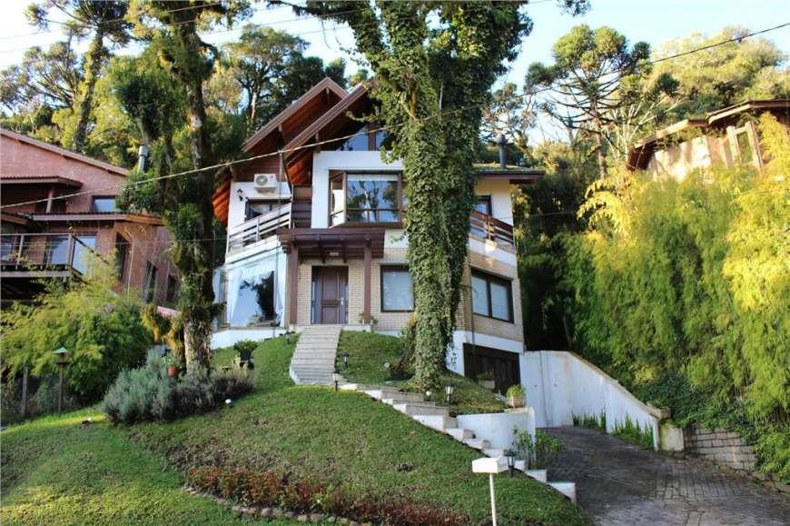 Casa de 3 dormitórios em Quinta Da Serra, Canela - RS