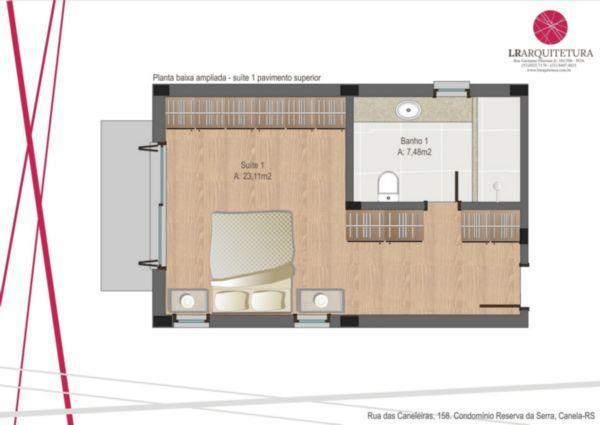 Casa de 4 dormitórios à venda em Reserva Da Serra, Canela - RS