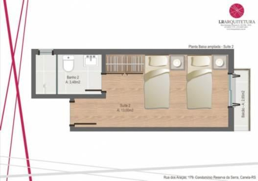 Casa de 3 dormitórios em Reserva Da Serra, Canela - RS