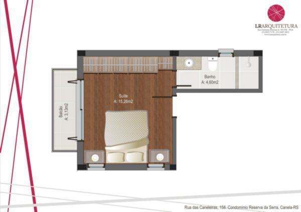 Casa de 4 dormitórios em Reserva Da Serra, Canela - RS
