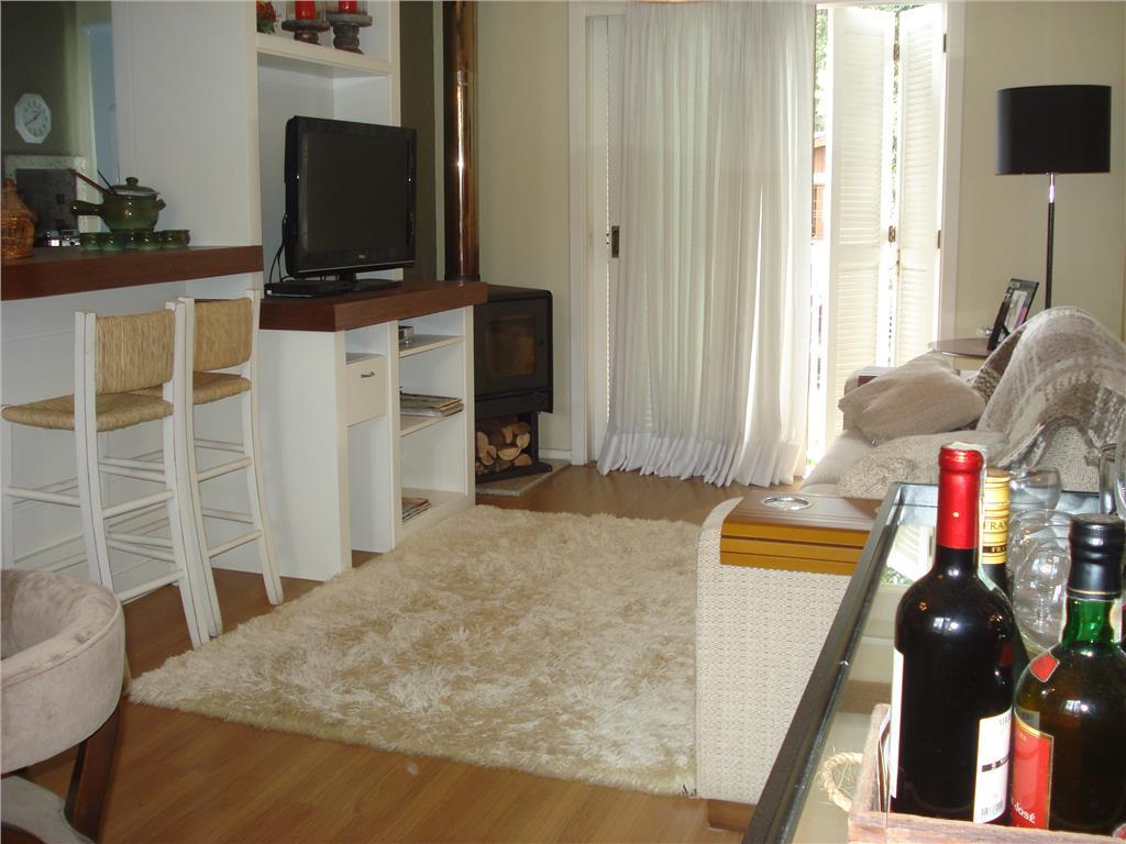 Apartamento de 2 dormitórios em Bavária, Gramado - RS