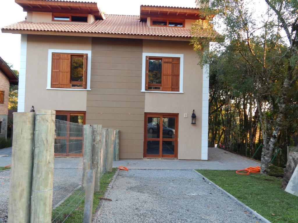 Casa de 2 dormitórios em Pq. Das Hortências, Canela - RS