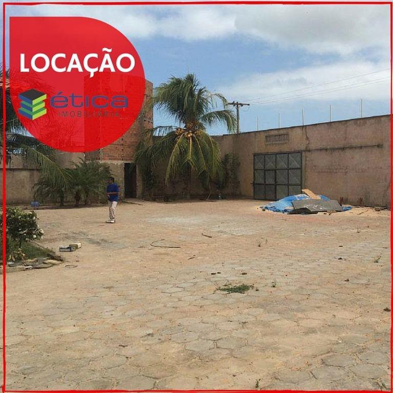Galpão comercial para locação, Araçagi, São Luís.
