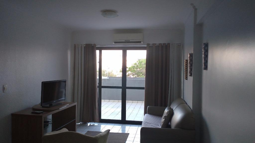 Flat residencial para locação, Jardim Renascença, São Luís.