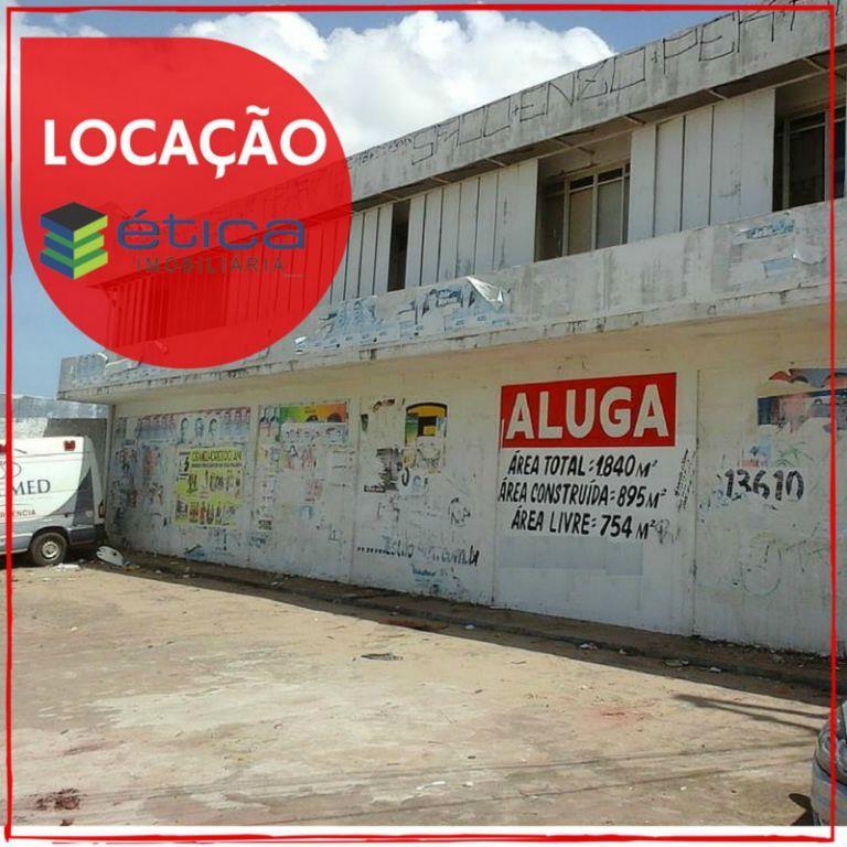 Galpão comercial para locação, Angelim, São Luís.