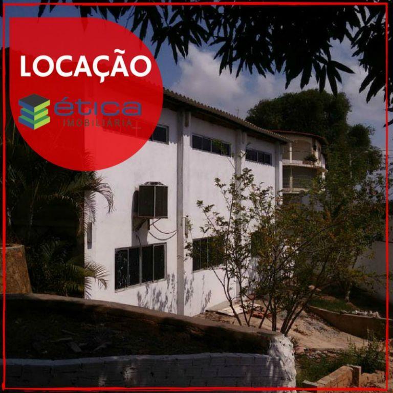Galpão comercial para locação, Apeadouro, São Luís.