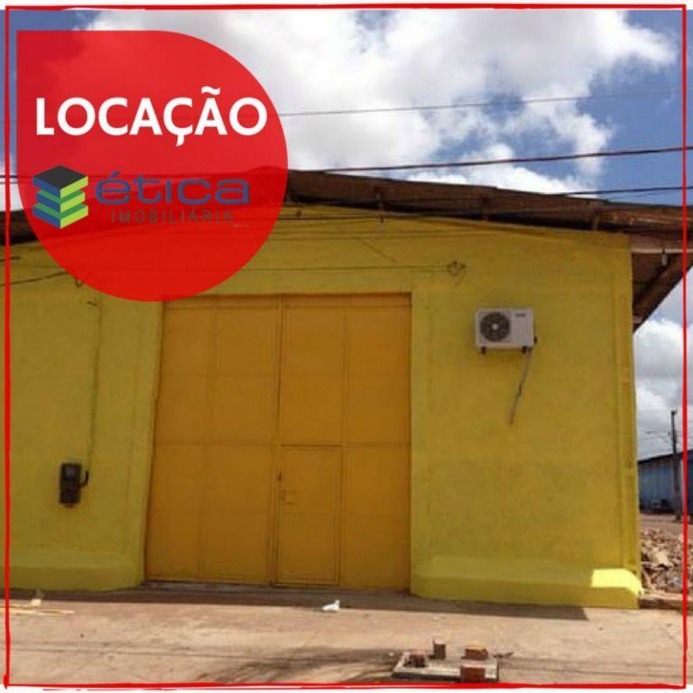 Galpão comercial para locação, Alameda dos Sonhos, São Luís