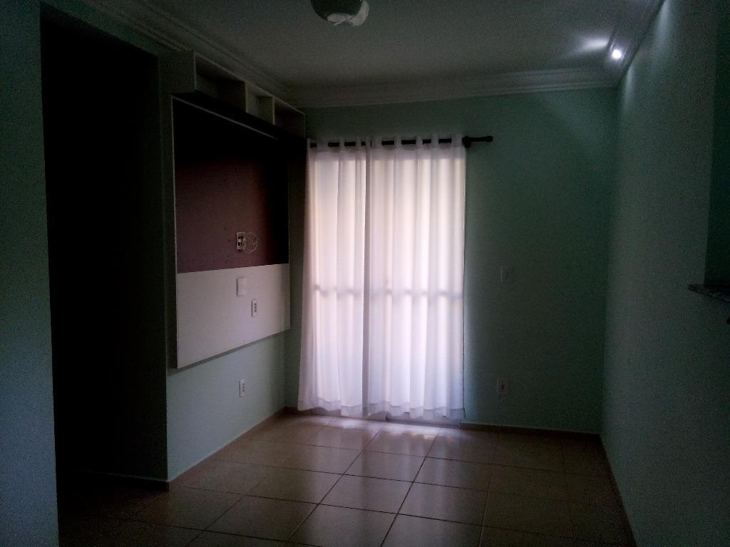 Apartamento  residencial à venda, Jardim Anton Von Zuben, Ca...