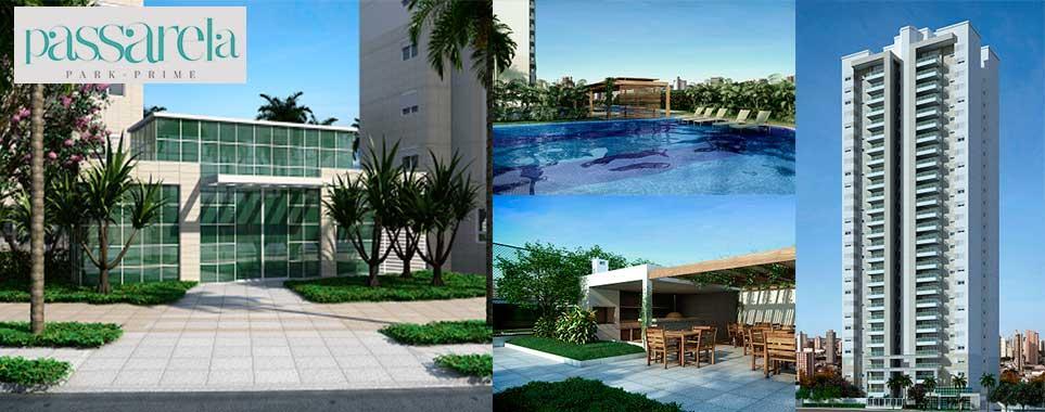 Apartamento  residencial à venda, Royal Park, Campo Grande.