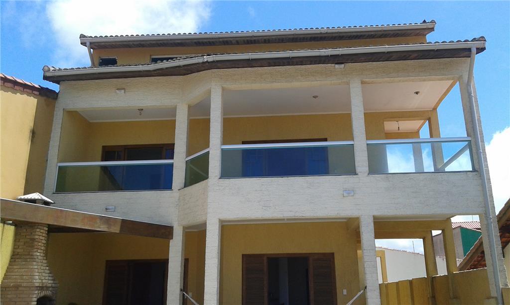 Sobrado residencial à venda, Cibratel II, Itanhaém.