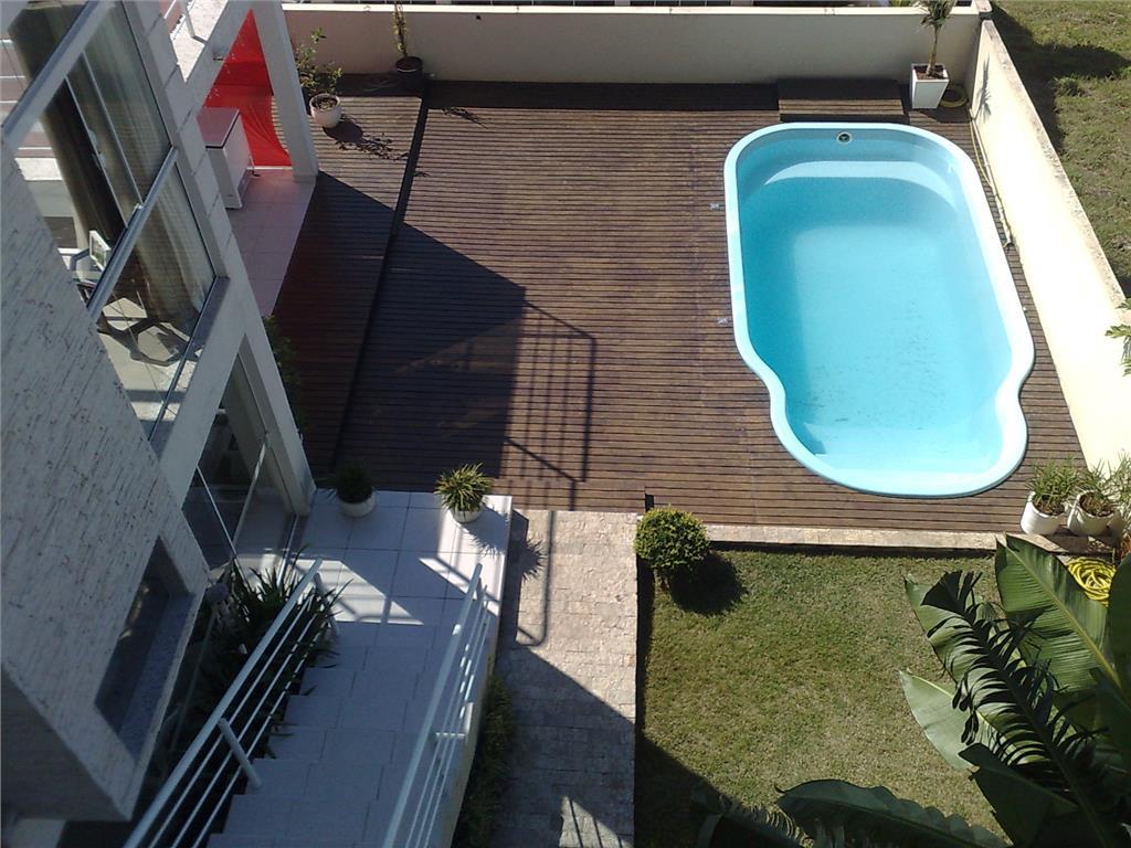 Maravilhosa casa Duplex no Ariribá com piscina - possui 3 su