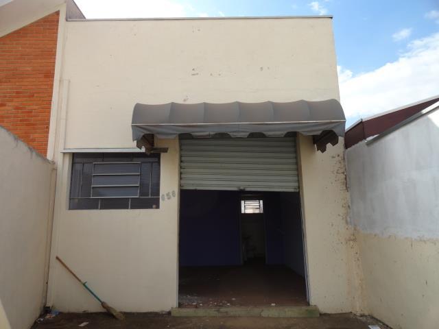 Aluguel - Salão Comercial - São Luiz - Americana - SP