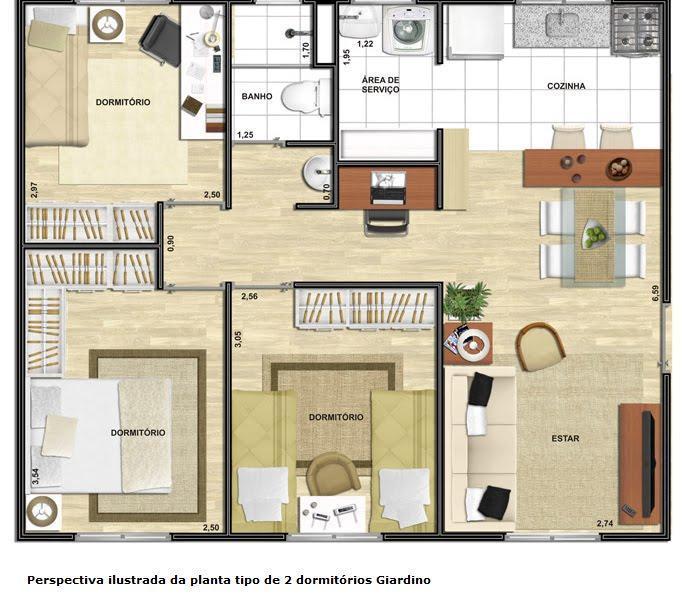 Viver São Leopoldo Apartamento à venda em São Leopoldo. de Imobiliária Grenal