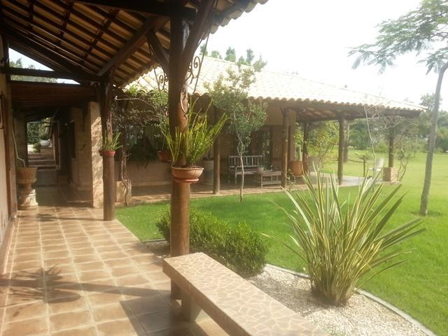 Chácara 3 Dorm, Santa Luzia, Aluminio (411166) - Foto 4