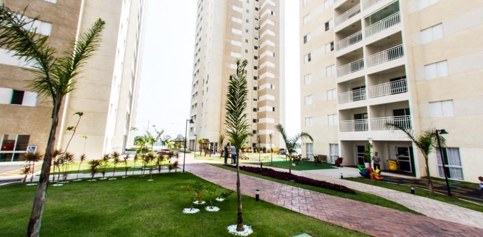 Condominio Residencial Vitrini Esplanada