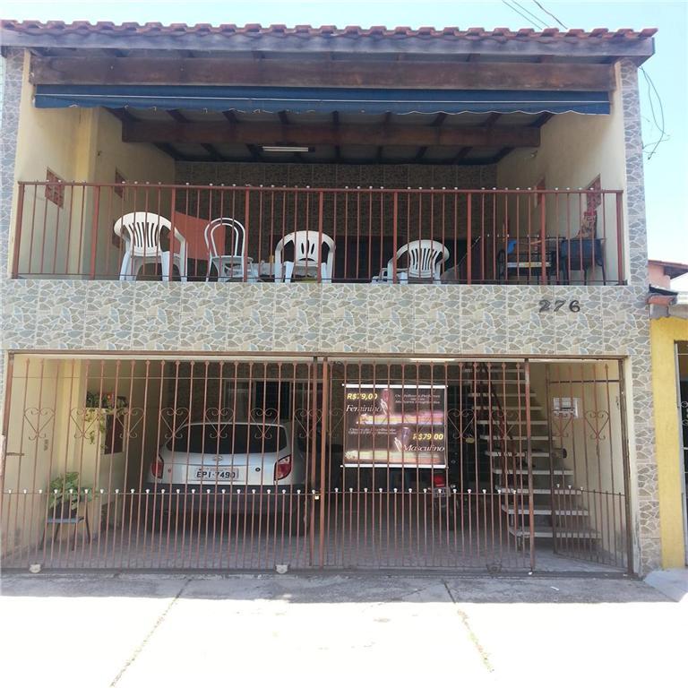 Casa 3 Dorm, Jardim Atilio Silvano, Sorocaba (484286)