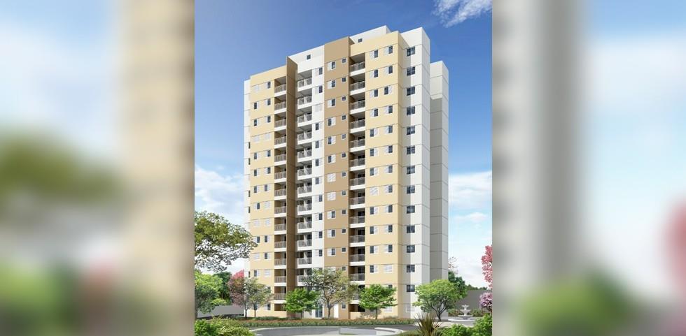 Apto 2 Dorm, Campolim, Sorocaba (484395)