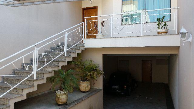 Sobrado residencial à venda, Vila Marchi, São Bernardo do Ca