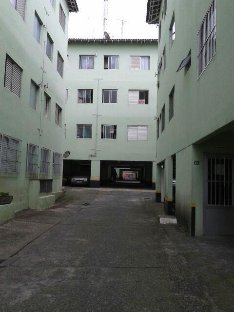 Kitnet residencial para locação, Vila Jerusalém, São Bernard