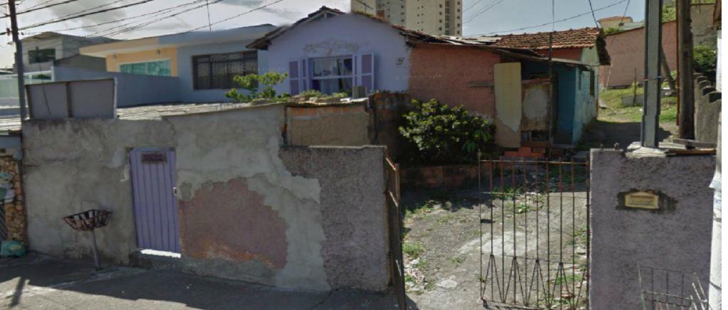 Terreno residencial à venda, Vila Príncipe de Gales, Santo A