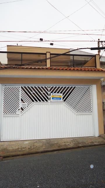 Sobrado residencial à venda, Taboão, São Bernardo do Campo.