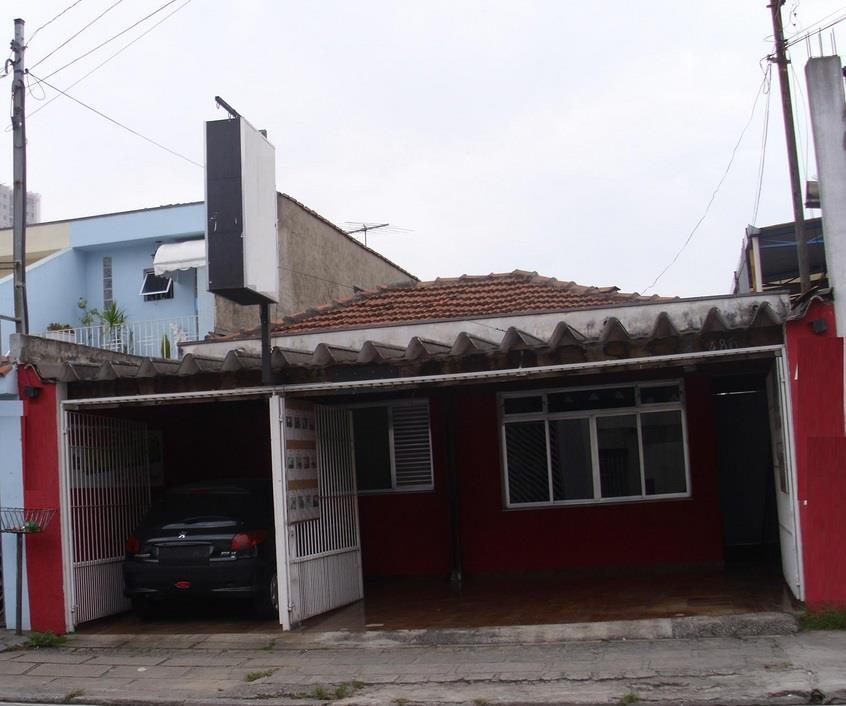 Casa residencial à venda, Vila América, Santo André.