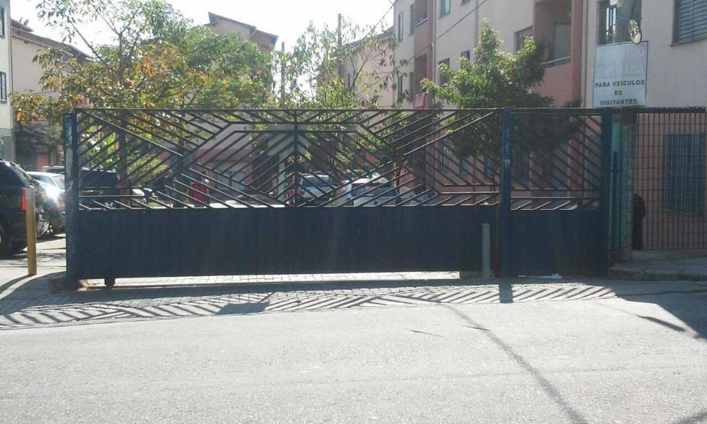 Apartamento residencial à venda, Serraria, Diadema.