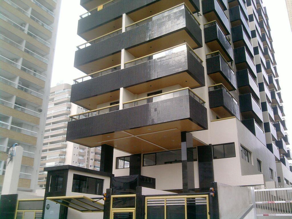 Apartamento  residencial à venda, Vila Caiçara, Praia Grande