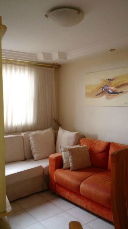 Apartamento  residencial à venda, Santa Terezinha, São Berna de Faciliti Imóveis