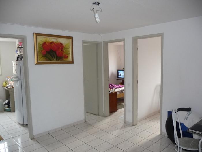 Apartamento residencial à venda, Alves Dias, São Bernardo do
