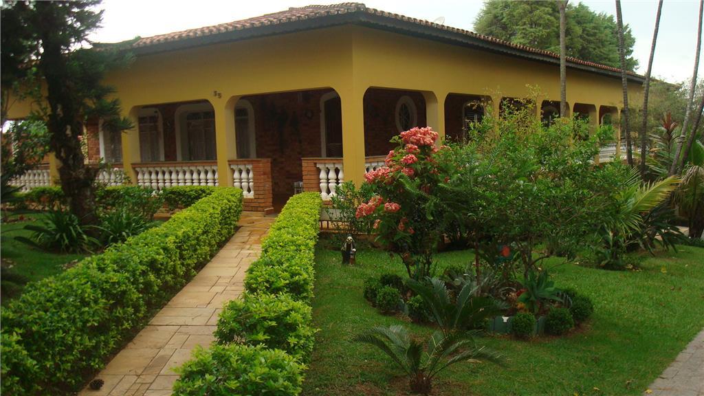 Chácara residencial à venda, Estância Recreativa San Fernando, Valinhos.